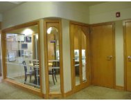 Consultation room at Asheville Smiles Cosmetic and Family Dentistry