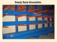 Ready Rack Moorabbin