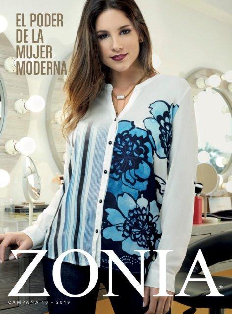 Zonia - El poder de la mujer moderna