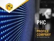 PHC Digital Signage Presentation
