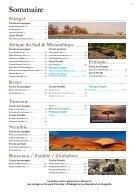 Voyamar Collection Afrique | Octobre 2019 - Décembre 2020 - Page 5