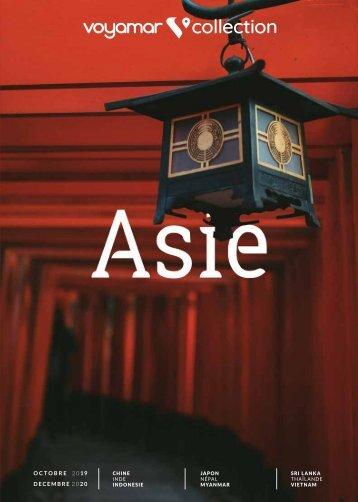 Voyamar Collection Asie   Octobre 2019 - Décembre 2020