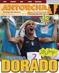 Antorcha Deportiva 379
