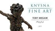 Toby Megaw Portfolio New Works 2019