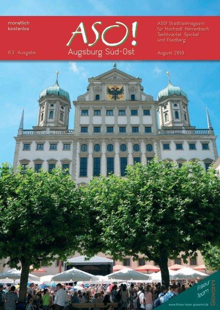 ASO! Augsburg Süd-Ost - August 2019