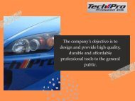 Camshaft Locking Tool, Automotive Repair Tools & Equipments