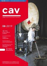cav – Prozesstechnik für die Chemieindustrie 08.2019