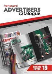 advert catalogue 29 July 2019