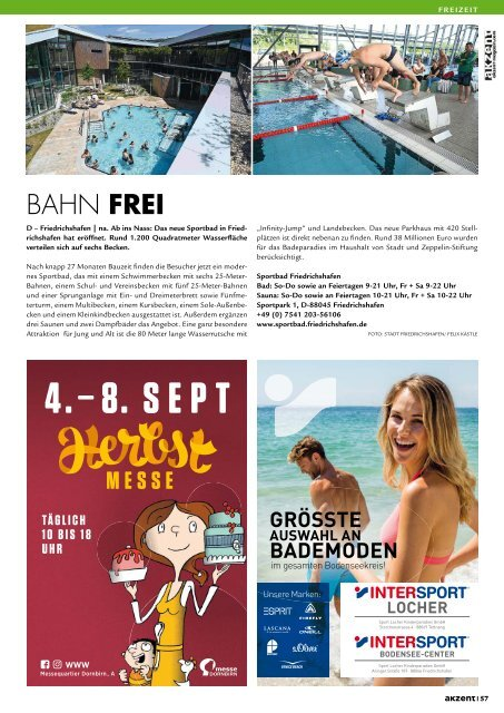 akzent Magazin August '19 GB