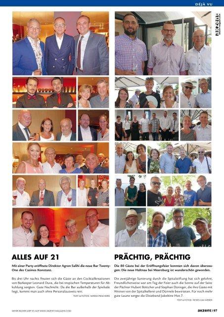 akzent Magazin August '19 GB