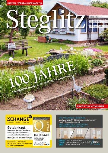 Gazette Steglitz August 2019