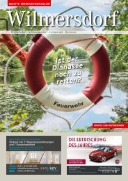 Gazette Wilmersdorf August 2019