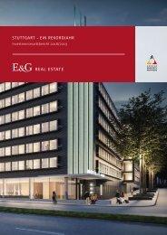 E & G Investmentmarktbericht Stuttgart 2018-2019