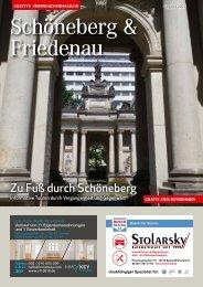 Gazette Schöneberg & Friedenau August 2019