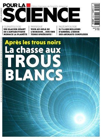 Pour la Science n°502 - Août 2019