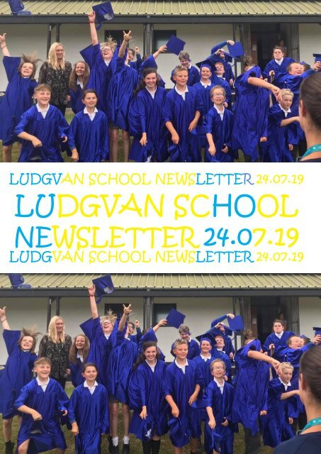 Final Newsletter Of The Year