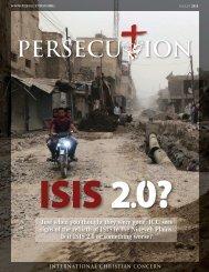 August 2019 Persecution Magazine