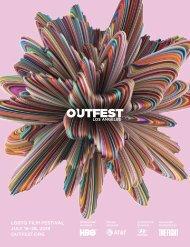 OUTFEST LGBTQ FILM FESTIVAL 2019