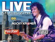 LIVE Musiczine