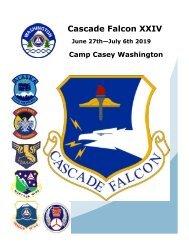 2019 Cascade Falcon Encampment XXIV Annual
