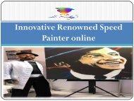 Innovativerenowned speed painter online
