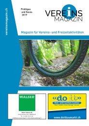 Vereinsmagazin Praettigau Davos Ausgabe 3 - Onlinemagazin