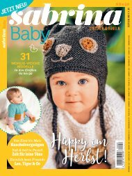 Sabrina Baby (SB058) - Blick-ins-Heft
