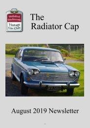 The Radiator Cap August 2019