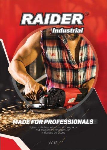 RAIDER Industrial 2018