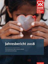 DAHW Jahresbericht 2018