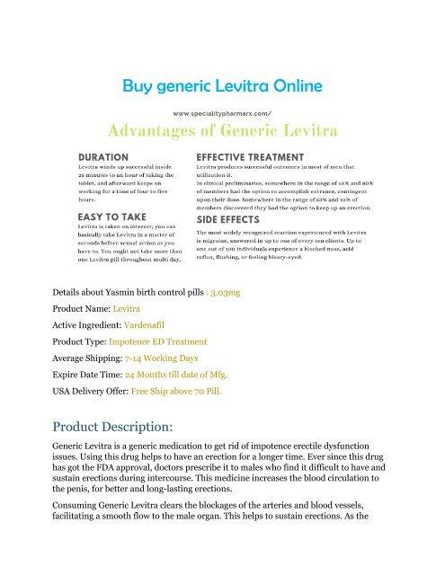 Levitra 10 mg kaufen ohne rezept billig Hildesheim
