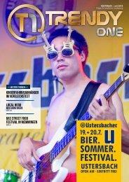 TRENDYone | Das Magazin - Allgäu - Juli 2019