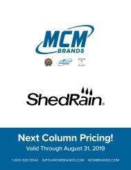 ShedRain Umbrellas - MCMBrands