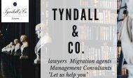 Tyndall.Be