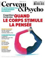 Cerveau & Psycho n°113 - septembre 2019