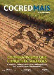 Revista Cocred Mais Edição 33