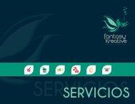 Presentación de productos y servicios