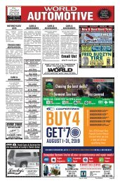 World Automotive & Sports 07-31-19