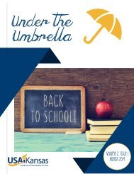Under the Umbrella, Volume 2, Issue 1