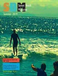 Sunset Beach Mag  Summer 2019