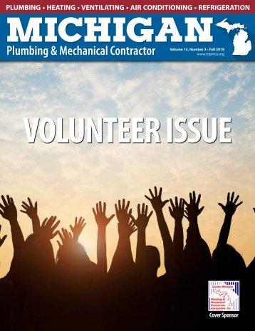 Michigan Plumbing & Mechanical Contractor Fall 2019