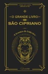 O grande livro de São Cipriano ou O tesouro do Feiticeiro