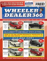 Wheeler Dealer 360 Issue 31, 2019
