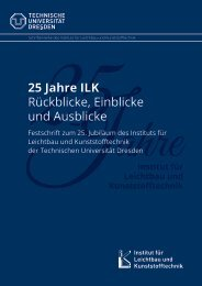 Festschrift ILK