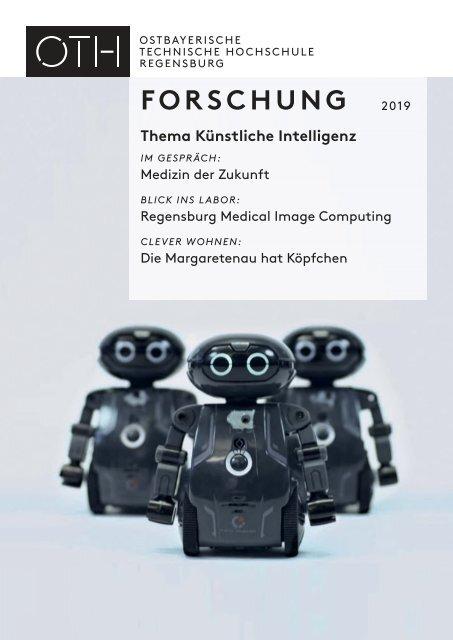 Magazin Forschung 2019