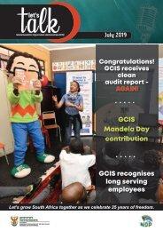 Let's Talk Newsletter July 2019