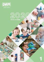 Dam Catalogus 2020 volume 1