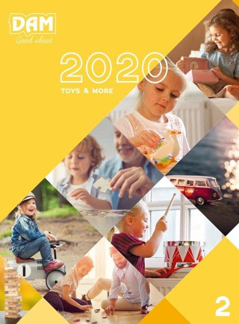 Dam Catalogus 2020 volume 2 - GoKi: EN/DE