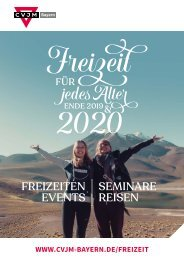 Freizeitprospekt 2020