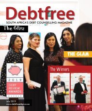 Debtfree Magazine July 2019